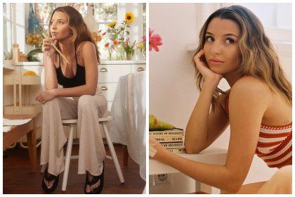 Julia Wieniawa gwiazdą globalnej kampanii Stradivarius. Jak sprawdziła się w roli modelki?