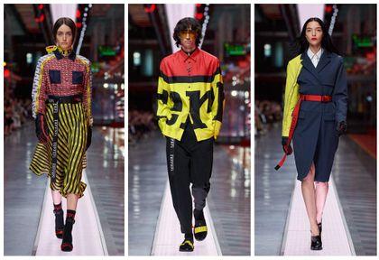 Ferrari na wybiegu? Włoska marka pokazała pierwszą kolekcję ubrań. A serwis Diet Prada? Sugeruje plagiat