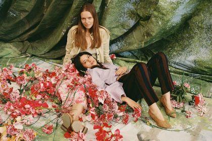 Miejska nonszalancja w wiosennym wydaniu. Balagan prezentuje nowe modele butów i torebek