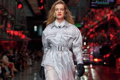 Ferrari na wybiegu. Włoska marka pokazała pierwszą kolekcję ubrań. Diet Prada sugeruje plagiat