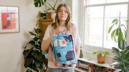 Co może zdziałać jeden plecak? Jeśli to Kanken Art - całkiem sporo!