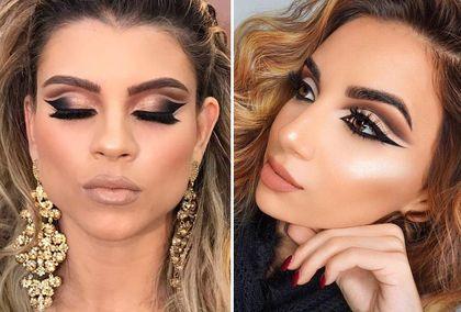Cut crease w wiosennej odsłonie - ten makijaż oka króluje na Instagramie. Jak go odtworzyć? To nie takie trudne!