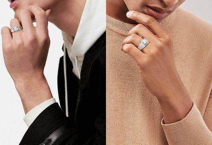Tiffany wprowadza pierścionki zaręczynowe dla mężczyzn. Marka łamie konwenanse
