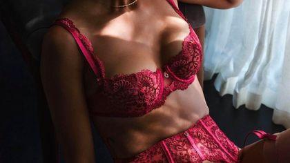 Koronkowa bielizna francuskiej marki Abude podkreśli kobiece kształty