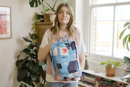 Czego może dokonać jeden plecak? Jeśli to Kanken Art - całkiem sporo!