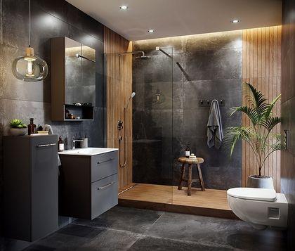 Łazienka w stylu loft: jak ją urządzić i wyposażyć?