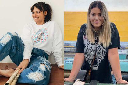 Elisa Minetti - współzałożycielka PLNY LALA i Asia Przenicka - dyrektor kreatywna Le Collet o kobiecej sile, motywacji i akceptacji