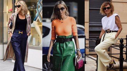 Te paski podkreślą talię i stylizację. W ofercie m.in. modele Calvin Klein, Coach i Marella