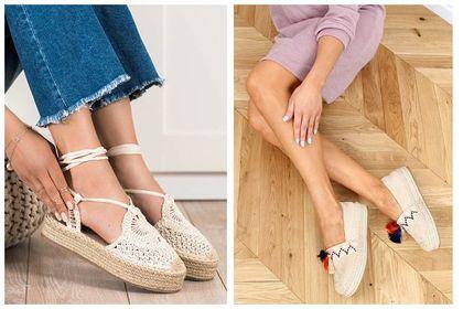 Espadryle to najwygodniejsze buty na lato. Te w stylu boho to prawdziwy HIT. Oto propozycje w niskich cenach