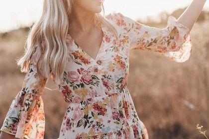 Wielka wyprzedaż włoskiej marki premium! Zwiewne sukienki, romantyczne bluzki i modne torebki dużo taniej!
