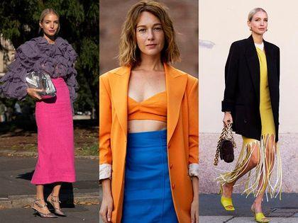 Kto śledzi trendy wie, że te kolory to totalny hit na nowy sezon! Odmłodzą i dodadzą szyku codziennym stylizacjom