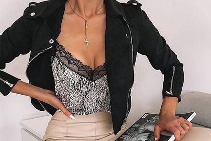 Ramoneski Renee damskie nie wychodzą z mody! Te modele są piękne, stylowe i niedrogie