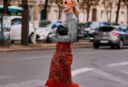 Modne spódnice na wiosnę 2021 - te fasony królują na ulicach Mediolanu i Paryża. Wybrałyśmy modele z wyprzedaży!