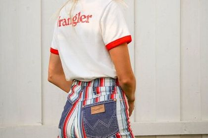 T-shirty nigdy nie wyjdą z mody! Te, które oferuje Wrangler to must have w twojej szafie