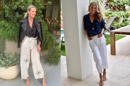 50-latki oszalały na punkcie tych spodni! Przewiewne, wyszczuplające i piękne!