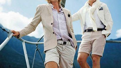 Przygotuj garderobę na lato! Modne szorty i spodenki męskie nawet do 48% taniej