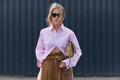 Spodnie paperbag subtelnie maskują mankamenty sylwetki! Modele marki Mohito zachwycają!