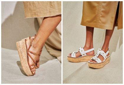 Te sandały królowały na wybiegach. My znalazłyśmy bardzo podobne modele za 99.99 zł!