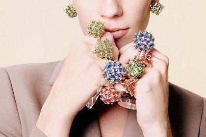 Kolekcja I - nowości Swarovski to wyraz ekspresji kolorów połączony z kunsztem obróbki kryształu