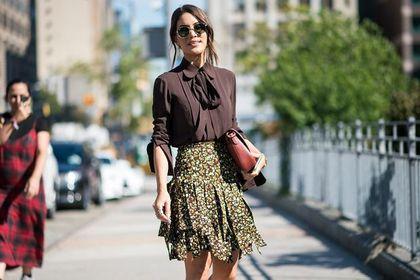 Te spódnice ą jak z pokazu mody, a kupisz je w znanym sklepie internetowym. Teraz są sporo przecenione!