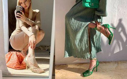 Te sandały podbijają świat! Nowy fason na topie! Wybieramy 15 modeli z sieciówek