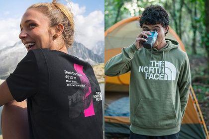 Wielka wyprzedaż The North Face. Sportowe ubrania oraz buty damskie i męskie przecenione nawet o 70%!
