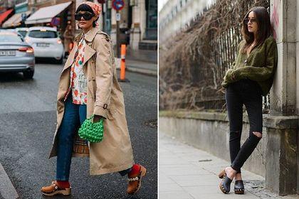 Modne buty na wiosnę 2021 - kobiety oszalały na punkcie drewnianych chodaków. Jeszcze przez kilka dni kupisz je taniej!