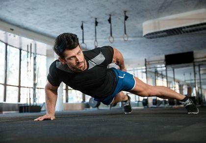 Męskie stroje sportowe - wszystko, czego potrzebujesz do treningu w domu nawet 40% taniej!