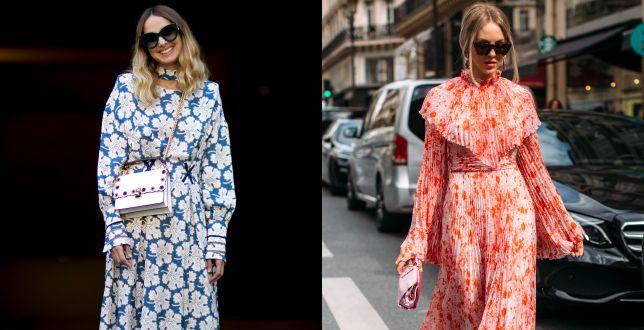 Hot trends: na punkcie sukienek w ten wzór oszalał świat mody. Dodają wdzięku i będą jak znalazł na lato