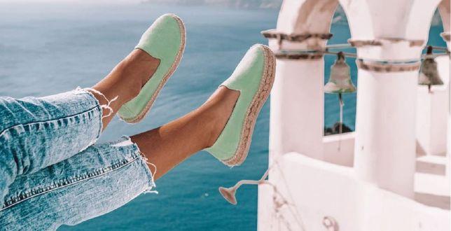 Te buty powstały w hiszpańskiej Katalonii kilka wieków temu, dziś są uwielbiane przez kobiety z branży mody!