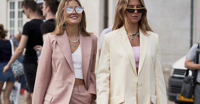 Modny total look z sieciówki? Damski garnitur to must have, a my wiemy, gdzie kupisz piękne modele w świetnej cenie!