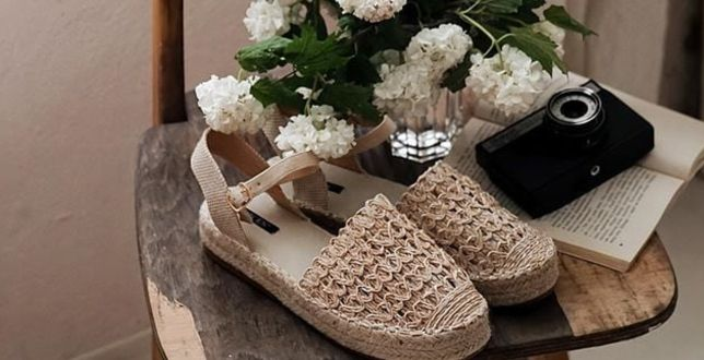 Espadryle: najwygodniejsze buty na lato. 18 modeli, które warto mieć - ażurowe są piękne