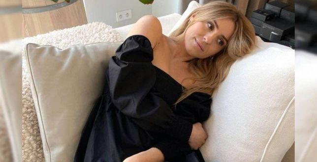 Get the look: Katarzyna Tusk zdecydowała się na modną w tym sezonie sukienkę. Podobny model kupisz tanio w sieciówce
