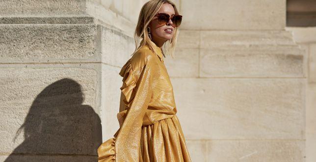 Pastelowe sukienki będziemy nosić wiosną 2021. Pokochały je blogerki i dziewczyny z branży