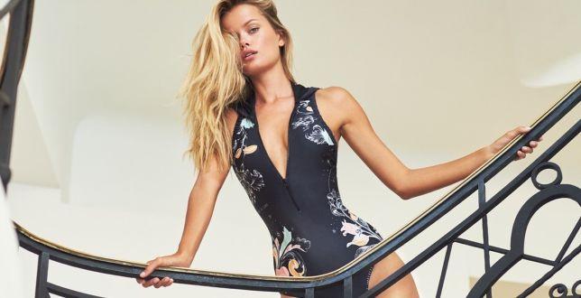 Trendy: modne kostiumy kąpielowe z Lidla za grosze. Wyszczuplą i dodadzą seksapilu