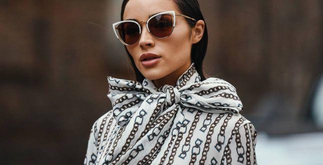 Street style: modny dodatek czy element stylizacji? Okulary tej marki kupisz teraz w świetnej cenie