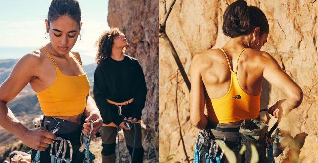 W sportowym stylu: The North Face wyprzedaje ubrania za ułamek ceny. Co warto kupić? Podpowiadamy!
