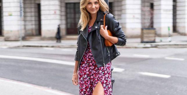 Get the look: Małgorzata Socha robi furorę w sukience w kwiaty! To model z polskiej sieciówki, który można kupić z rabatem!