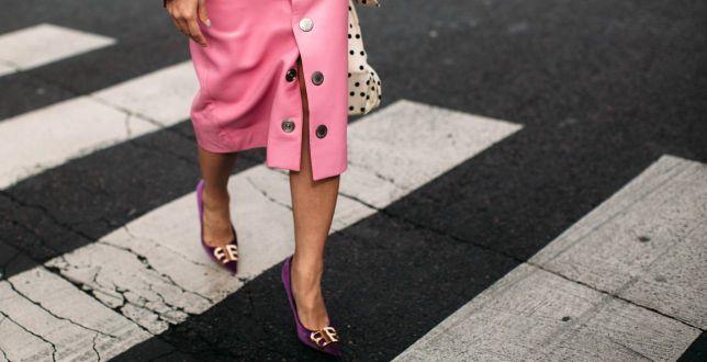 Porady stylistek: Wybieramy buty na wesele dla wysokiej kobiety - dobra wiadomość? Nie jesteś skazana na płaski obcas!