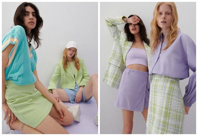 Sorbet Twins - nowa cukierkowa kolekcja Reserved, którą jesteśmy oczarowane! Te ubrania zawrócą ci w głowie