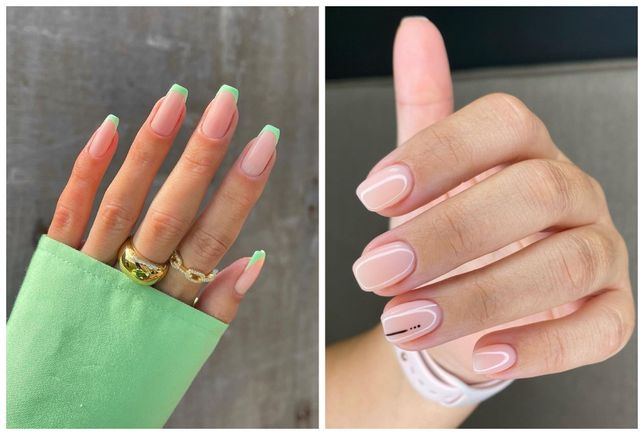 Beauty trends: Jaki manicure będzie modny latem 2021? Intensywne kolory idą w odstawkę. Oto garść inspiracji z Instagrama