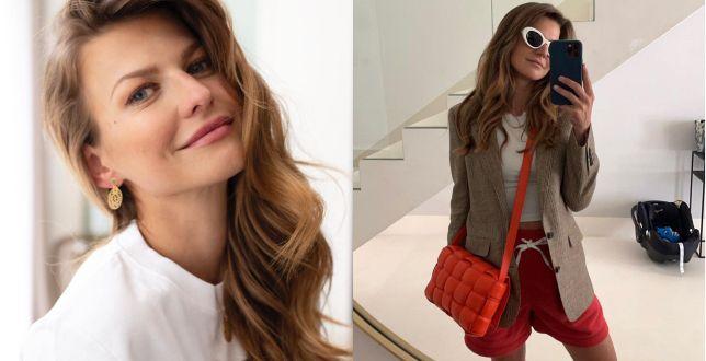 Get the look: Anna Lewandowska z najmodniejszą torebką sezonu! Wiemy, gdzie kupić podobne
