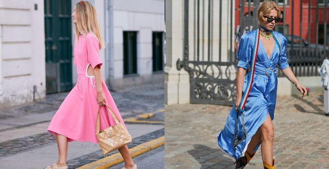 Sukienki midi dla kobiet po 40-tce! Nie tylko na wyjątkowe okazje, ale również na co dzień