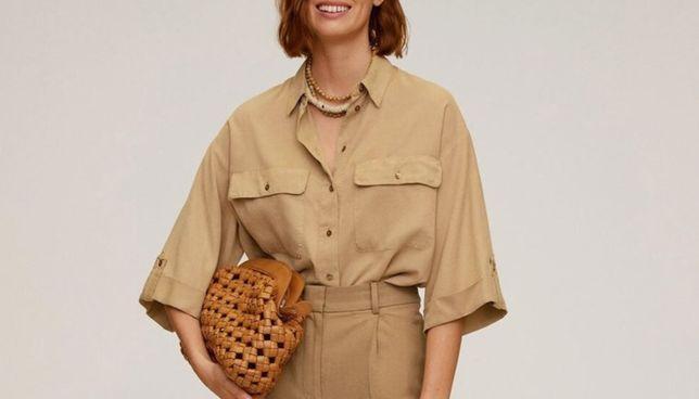 Flash sale: wielka wyprzedaż w Mango! Te ubrania będą idealne na jesień 2021! Sukienki, bluzki i spodnie już od 40 zł
