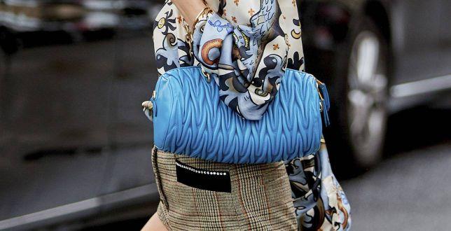 Street style: te skórzane torebki kupisz w znanym sklepie internetowym! Wybrałyśmy 21 pięknych modeli. Pastelowe listonoszki to hitt