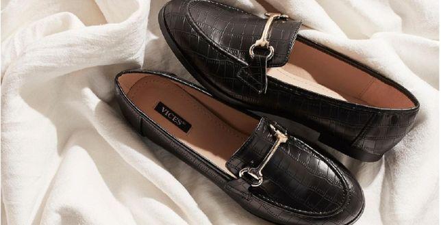 Dziewczęce buty na lato, w których przechodzisz cały dzień? Ten model mokasynów szybko się wyprzedaje