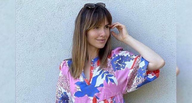 Get the look: Marta Żmuda-Trzebiatowska podbiła serca fanek sukienką z wyprzedaży. To model z sieciówki!