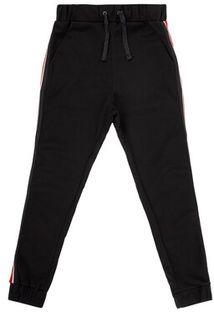 Primigi Spodnie materiałowe BLACK COUTURE Black Party 44123581 Czarny Regular Fit