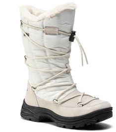 CMP Śniegowce Kaus Wmn Snow Boots Wp 30Q4666 Beżowy