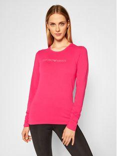 Emporio Armani Underwear Bluzka 163229 0A263 20973 Różowy Regular Fit